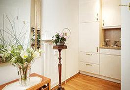 Fußboden Bad Homburg ~ Behindertengerechte appartements kurstift bad homburg