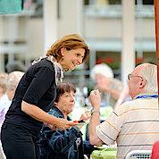 Kurstift Bad Homburg: Seniorenresidenz mit ambulanter Pflege